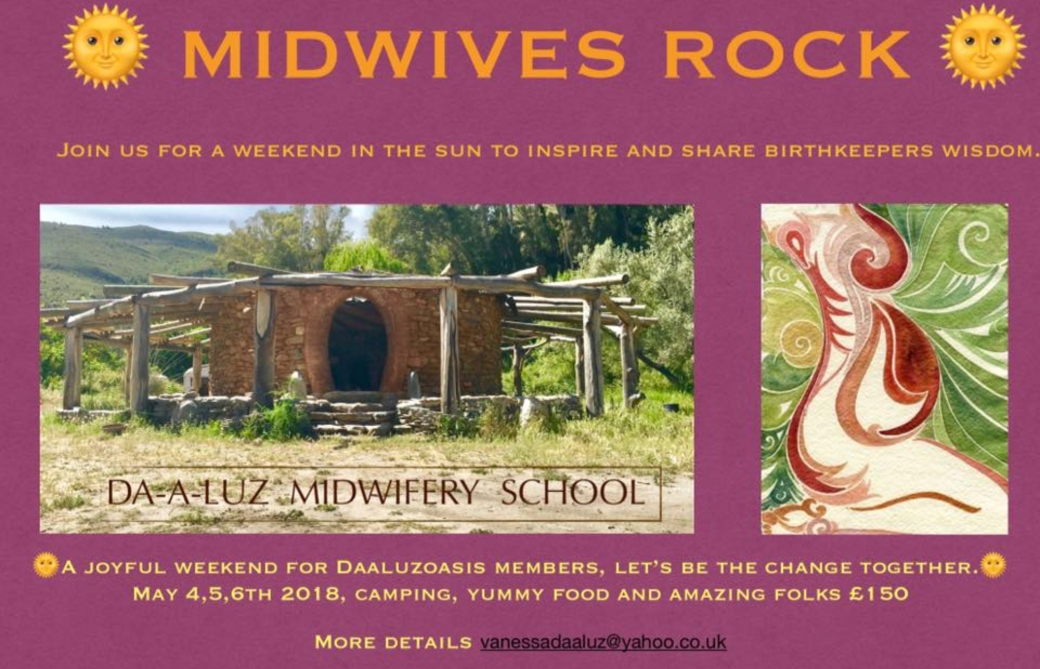MIDWIVES ROCK… | An oasis to share wisdom and inspiration between ...